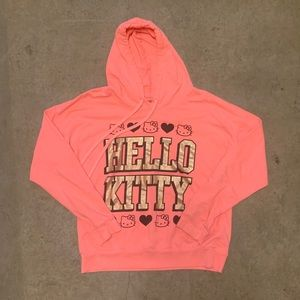 😻Hello kitty hoodie 😻